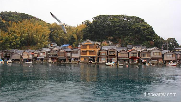 【北近畿冬Day4-1】伊根町:海の京都 – 伊根の舟屋.伊根灣めぐり遊覽船