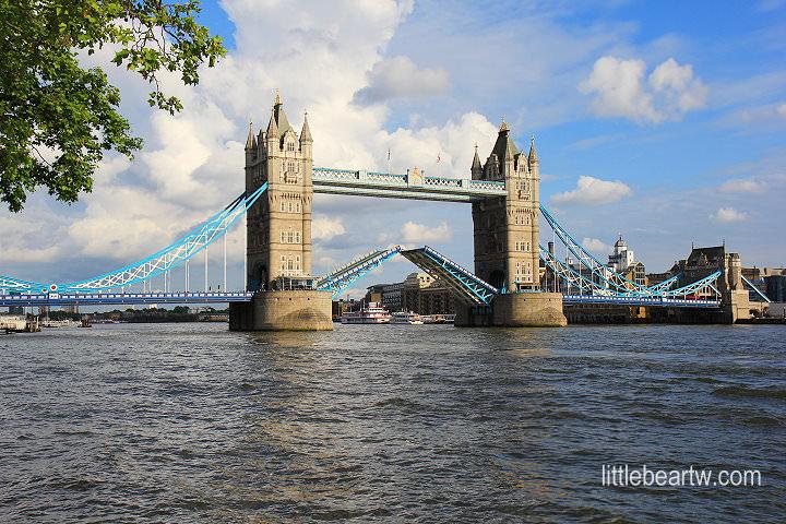 【英格蘭Day6-3】倫敦:倫敦塔橋(Tower Bridge)