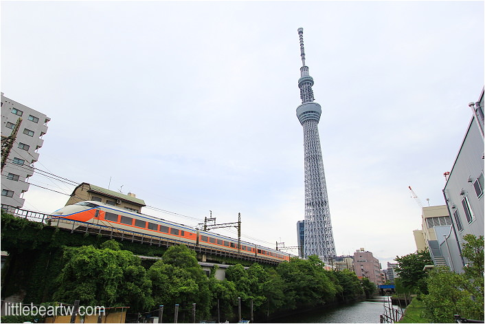 【伊豆富士Day9】東京天空樹(Tokyo Skytree)周邊拍攝地點