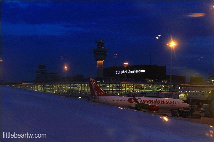 【荷蘭Day1-1】台北(TPE)→曼谷(BKK)→阿姆斯特丹(AMS):長榮航空