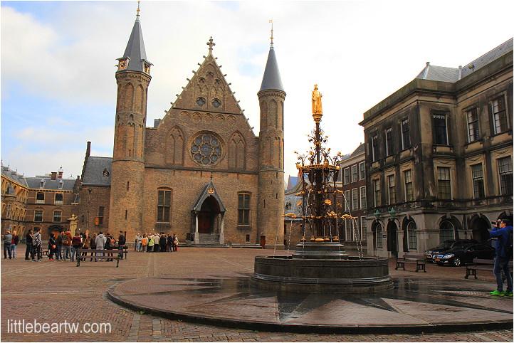 【荷蘭Day2-1】海牙:內庭(Binnenhof).騎士樓(Ridderzaal)