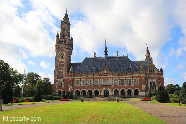 【荷蘭Day2-2】海牙:和平宮(Peace Palace).海牙市立美術館(Gemeentemuseum Den Haag)