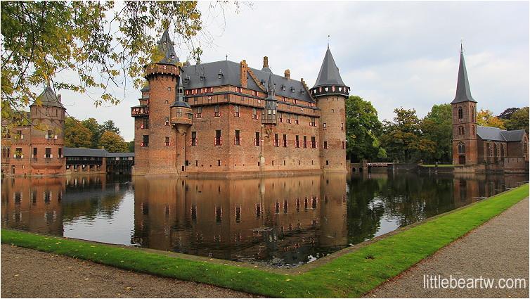【荷蘭Day4-2】烏特勒支:德哈爾古堡(Kasteel De Haar)