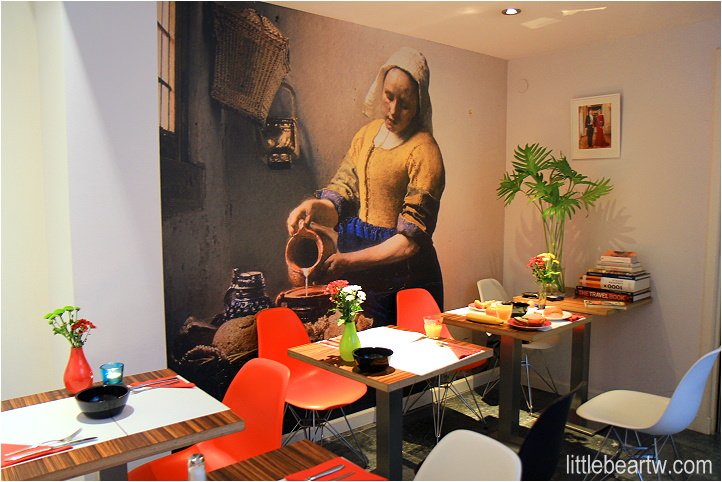 【荷蘭Day6-1】阿姆斯特丹住宿:時代飯店(The Times Hotel)