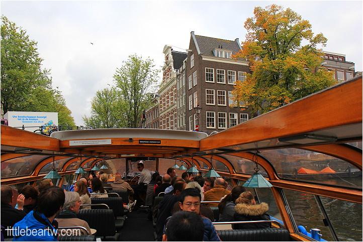 【荷蘭Day6-2】阿姆斯特丹:世界遺產-運河帶(Grachtengordel)