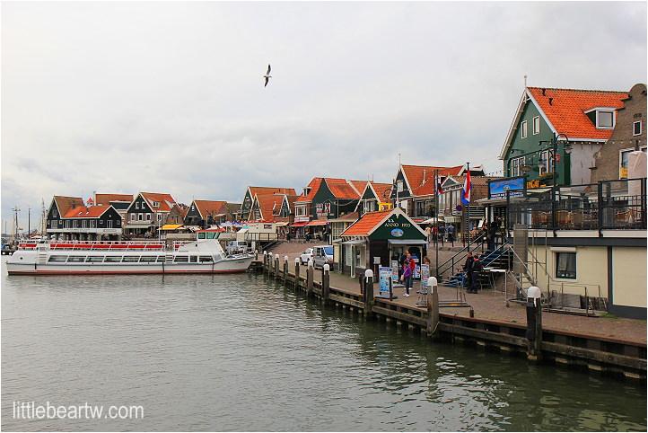 【荷蘭Day7-1】北荷蘭省:北海小漁村-沃倫丹(Volendam)