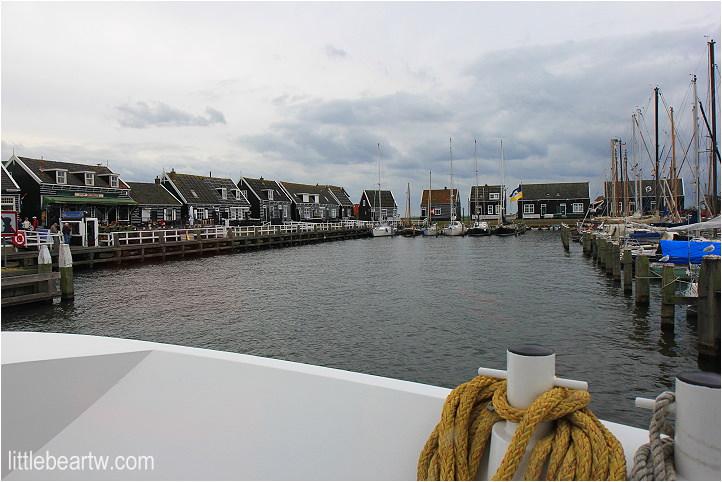 【荷蘭Day7-2】北荷蘭省:北海小漁村-馬肯(Marken)