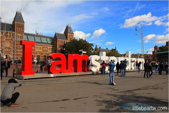 【荷蘭Day8-2】阿姆斯特丹:國立博物館(Rijksmuseum)