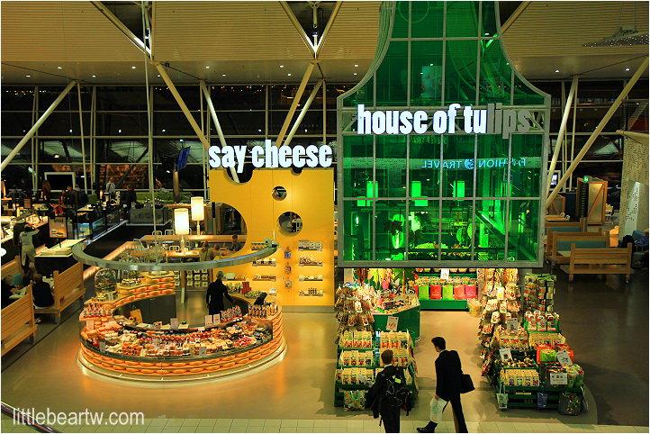 【荷蘭Day10-2】機場快捷巴士(Amsterdam Airport Express).歸程.文章總覽
