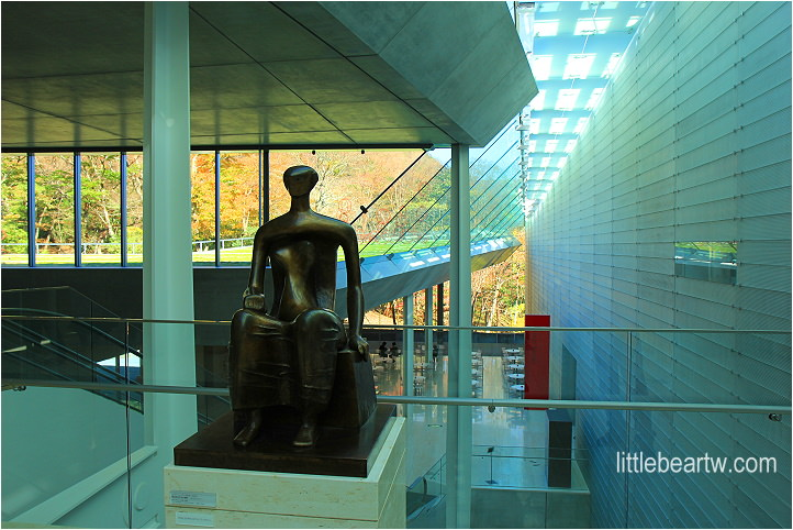 【箱根紅葉Day3-2】仙石原綠光森林中 – POLA美術館(ポーラ美術館),印象派世界級名畫、法式創作料理