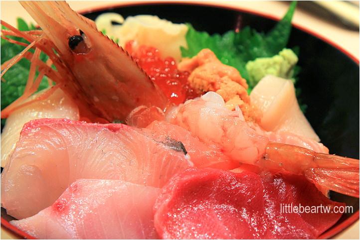 【箱根紅葉Day5-1】東京:築地場外市場大啖極上海鮮丼