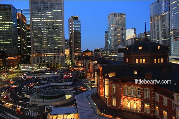【箱根紅葉Day5-2】日本郵局變身高質感商場「KITTE」、屋上庭園盡覽東京車站丸之內燦爛夜景