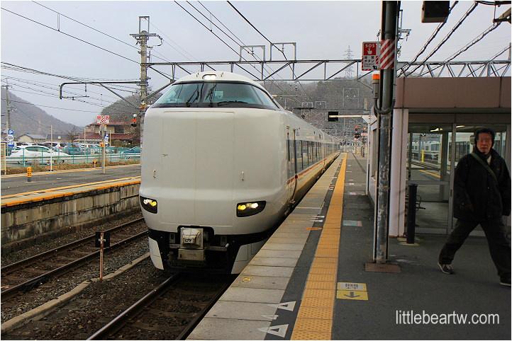 【北近畿冬Day2-3】美山 → 園部 → 東舞鶴:南丹市營巴士 + JR山陰本線.JR舞鶴線