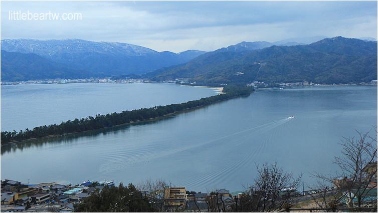 【北近畿冬Day3-3】天橋立:昇龍觀(斜一文字) – 傘松公園