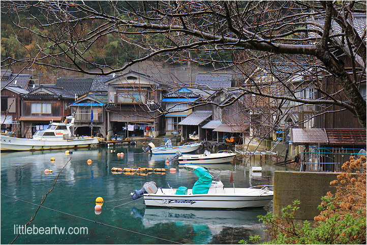【北近畿冬Day4-2】伊根町:伊根浦散策 – 靜謐古樸的漁家舟屋.伊根灣美景伴鰤魚料理