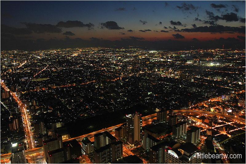 【北近畿冬Day5-3】大阪:日本第一高樓 – 阿倍野Harukas展望台(ハルカス300)