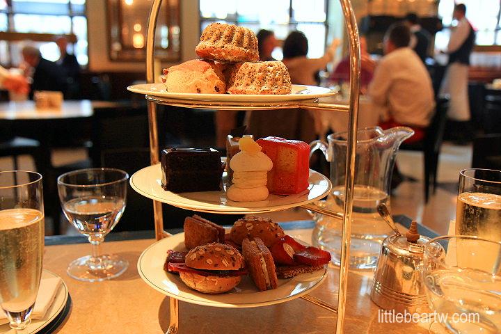 【英格蘭Day2-3】倫敦:柯芬園英式下午茶 – The Delaunay
