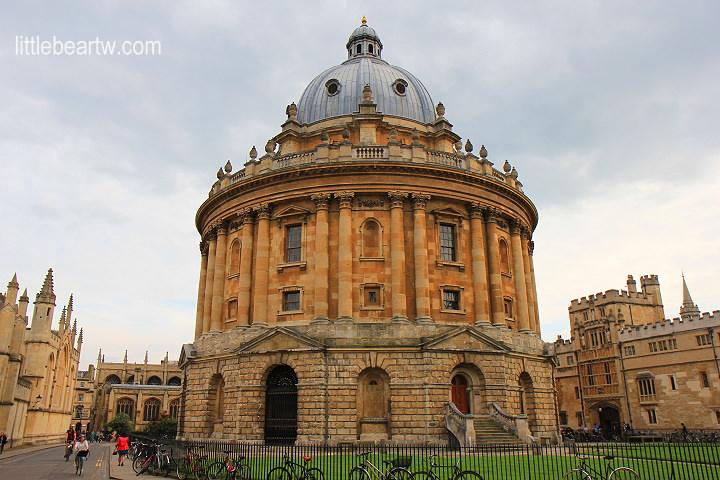 【英格蘭Day4-3】牛津:牛津(Oxford)-古色古香、瀰漫學院氣息的大學城