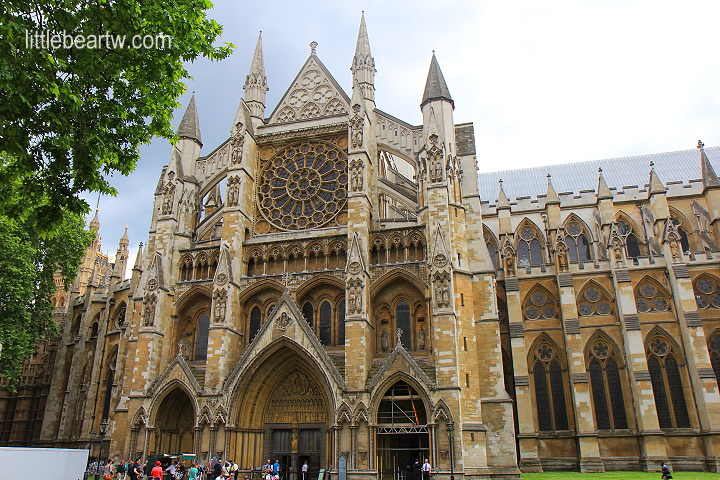 【英格蘭Day5-2】倫敦:世界遺產-西敏寺(Westminster Abbey).西敏宮(Palace of Westminster).大笨鐘(Big Ben)