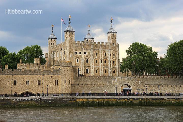 【英格蘭Day6-2】倫敦:世界遺產-倫敦塔(Tower of London)