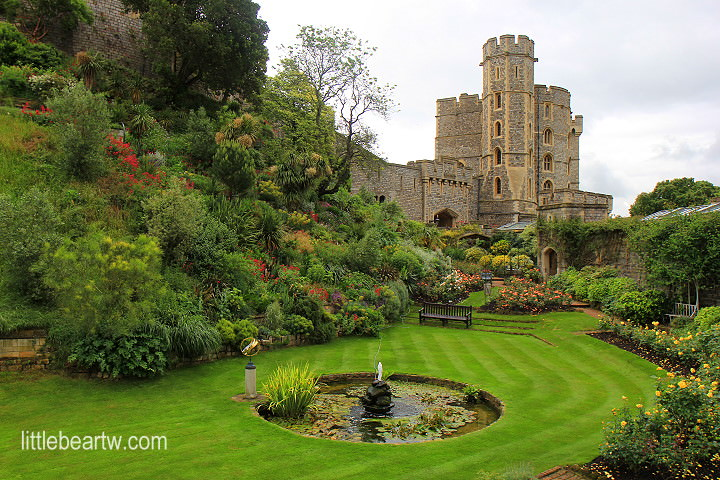 【英格蘭Day7-1】溫莎:溫莎城堡(Windsor Castle)