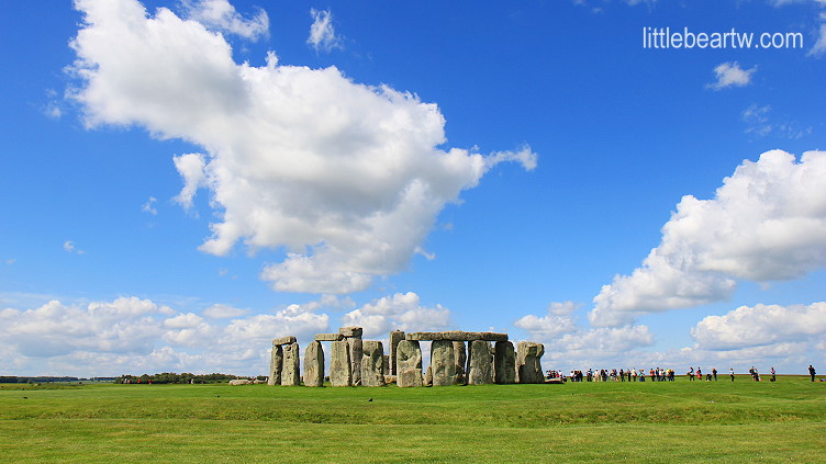 【英格蘭Day8-1】埃姆斯伯里:世界遺產-巨石陣(Stonehenge)