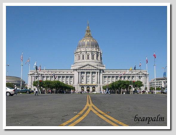 【舊金山】市政中心