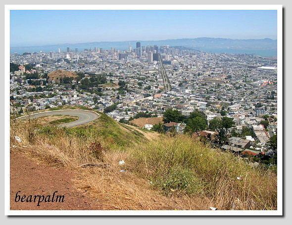 【舊金山】雙峰