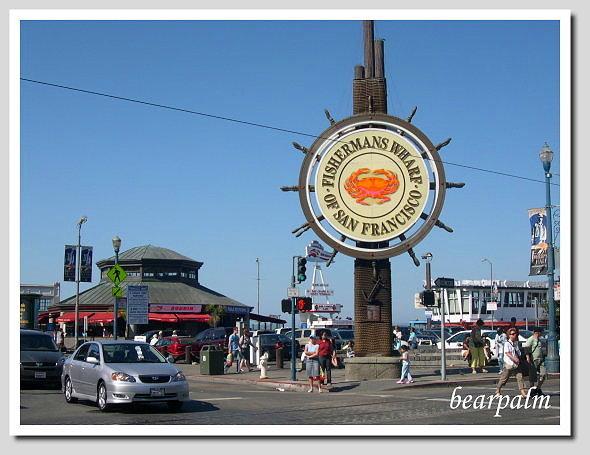 【舊金山】漁人碼頭