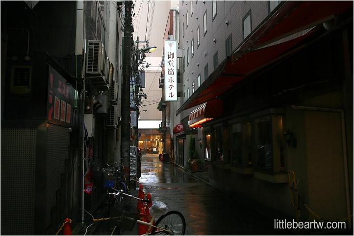 御堂筋飯店-03