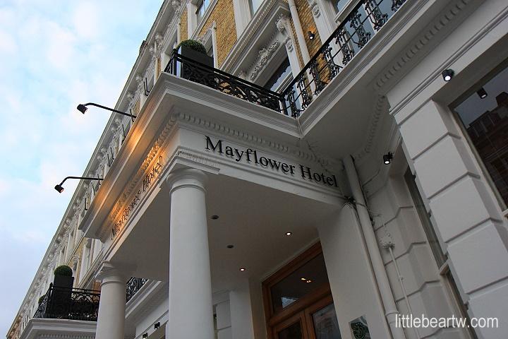 倫敦Earl's Court住宿Mayflower Hotel-15