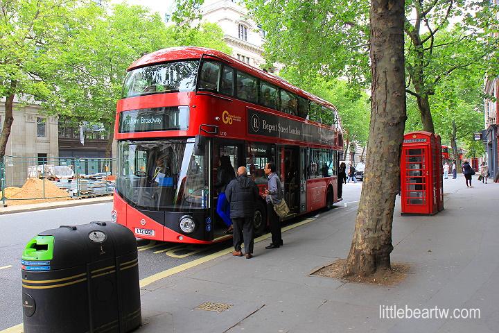 英式下午茶The Delaunay&柯芬園Covent Garden-04