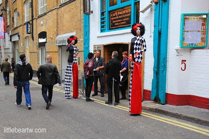 英式下午茶The Delaunay&柯芬園Covent Garden-30