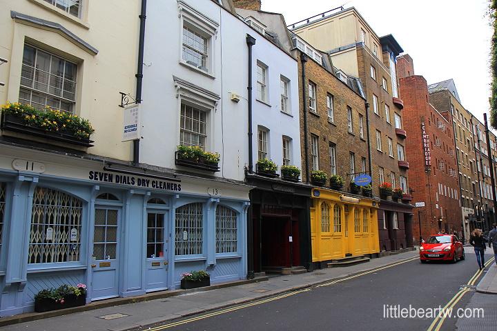 英式下午茶The Delaunay&柯芬園Covent Garden-29