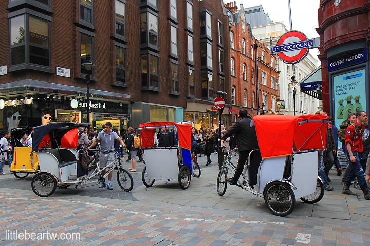 英式下午茶The Delaunay&柯芬園Covent Garden-24
