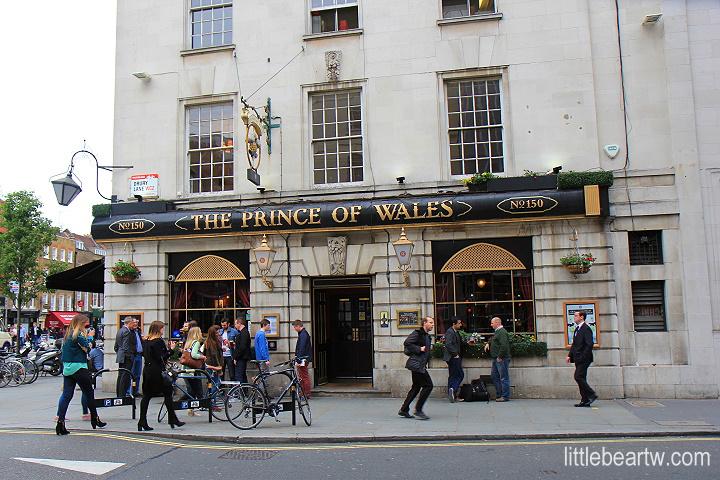 英式下午茶The Delaunay&柯芬園Covent Garden-20