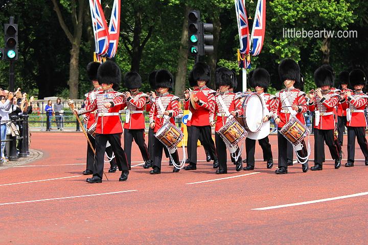 白金漢宮Buckingham Palace-25