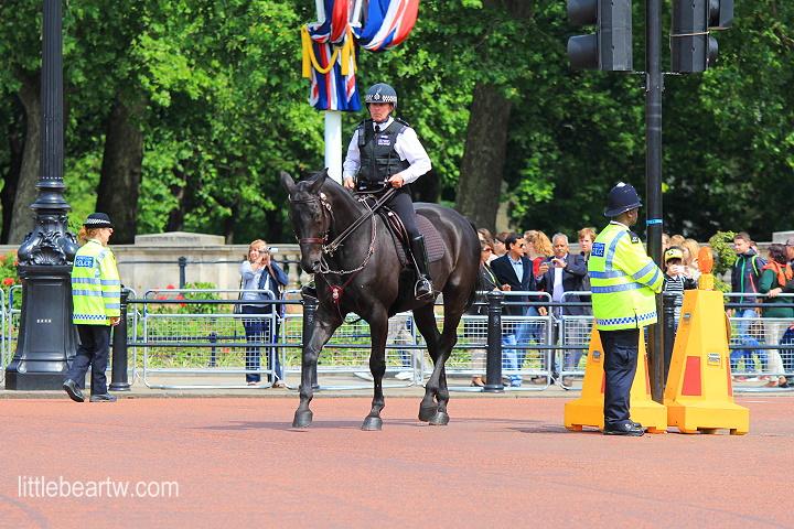 白金漢宮Buckingham Palace-23