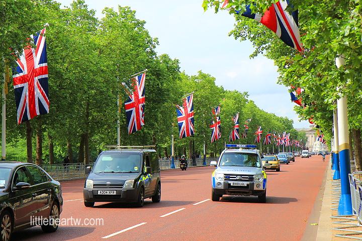 白金漢宮Buckingham Palace-15