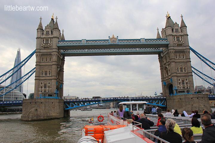 泰晤士河遊船Thames Citycruise-45