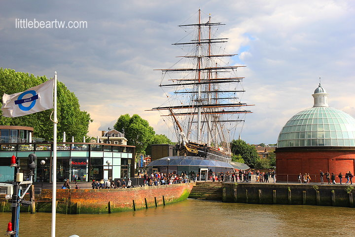 泰晤士河遊船Thames Citycruise-39