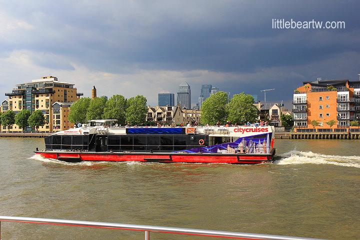 泰晤士河遊船Thames Citycruise-37