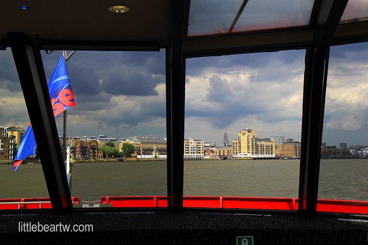 泰晤士河遊船Thames Citycruise-35