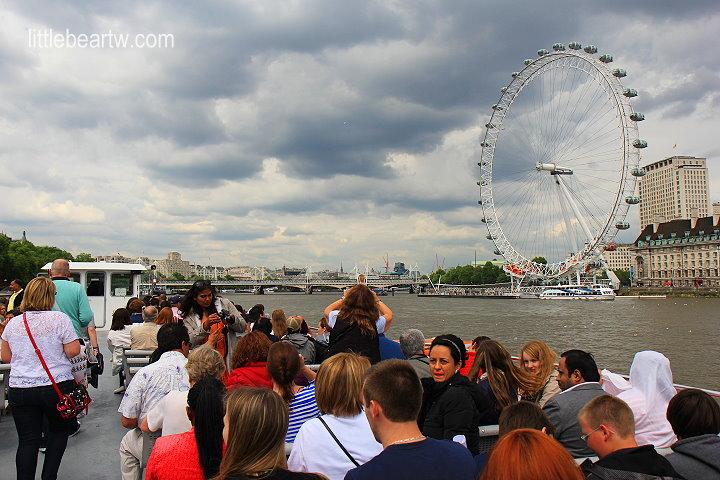 泰晤士河遊船Thames Citycruise-08