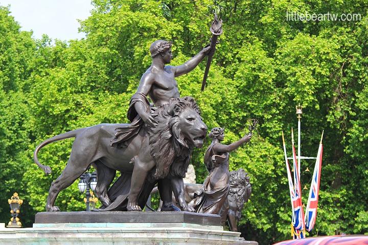 白金漢宮Buckingham Palace-21