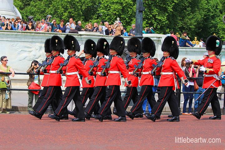 白金漢宮Buckingham Palace-28
