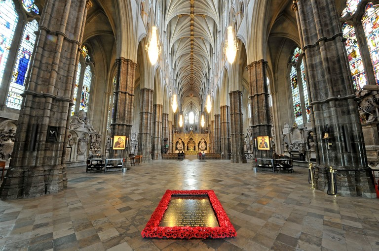 西敏寺Westminster Abbey-11