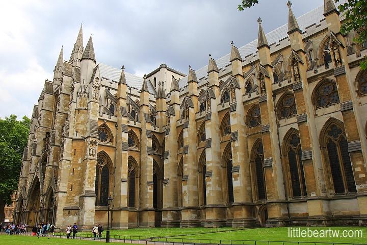 西敏寺Westminster Abbey-07