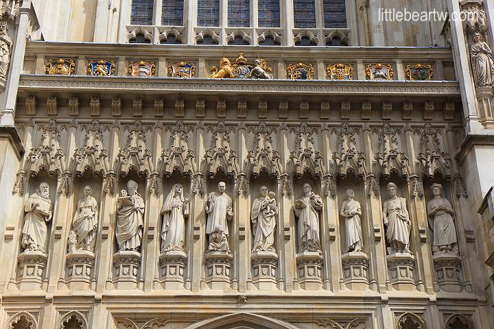 西敏寺Westminster Abbey-04