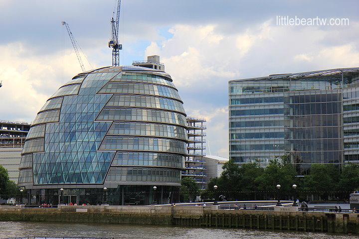 泰晤士河遊船Thames Citycruise-26